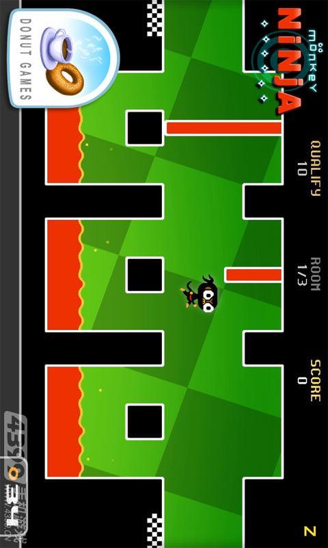 中国 猴子/这款《猴子忍者》将带领玩家进入一场猴子对抗忍者的激烈大战...