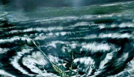 神秘的漩涡:百慕大三角之谜