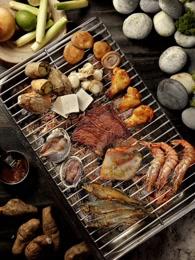全球烧烤美食地图