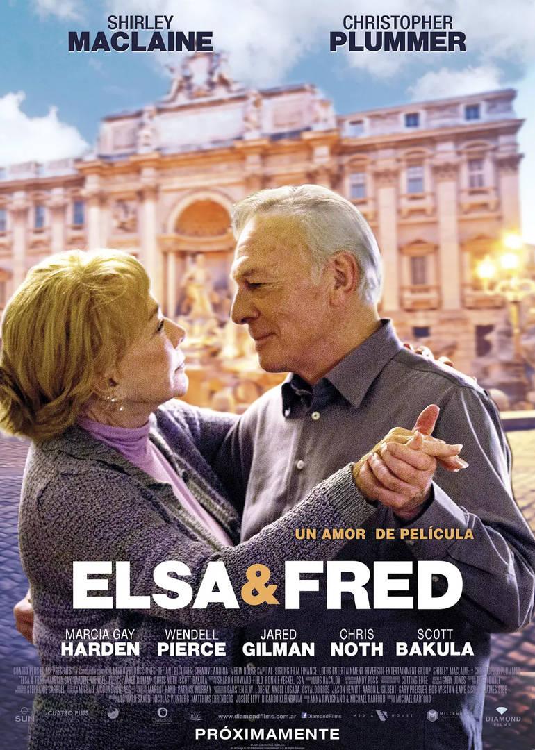 艾尔莎与弗雷德