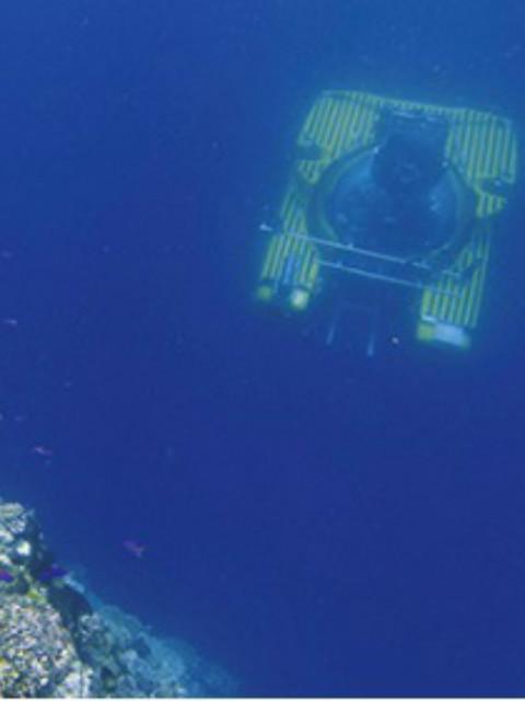 深海水域 太平洋上的失落世界