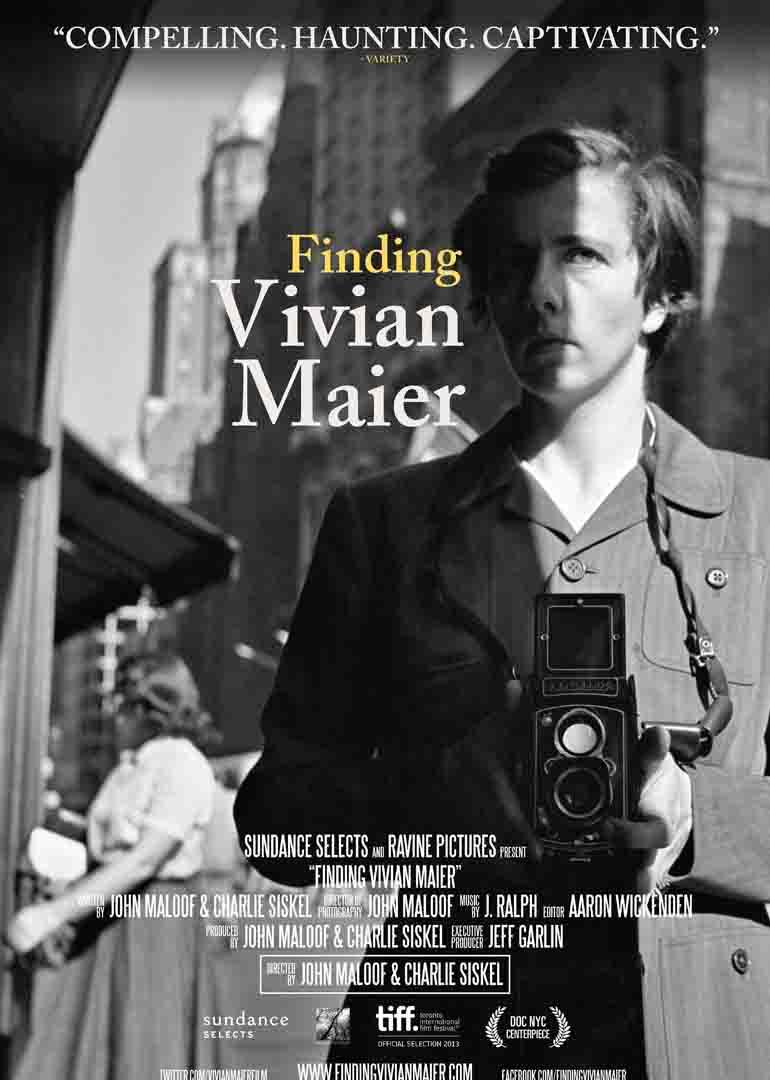 寻找薇薇安·迈尔