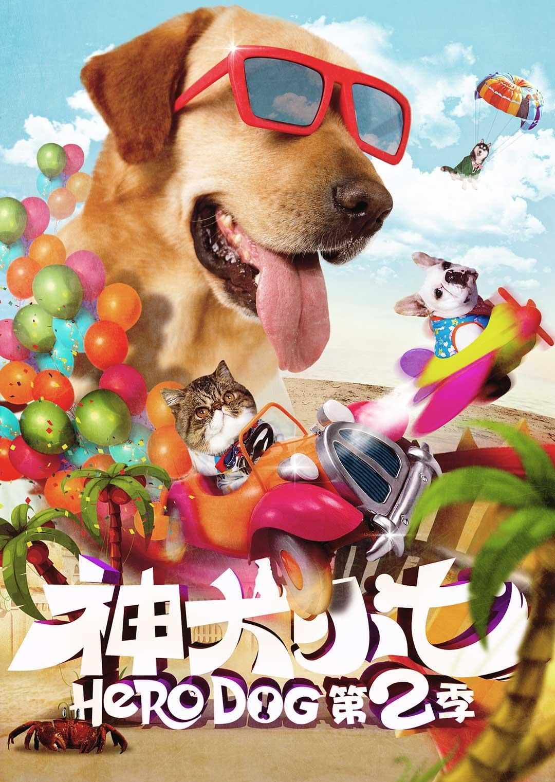 神犬小七第二季 DVD版