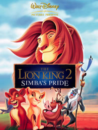 狮子王2(普通话)